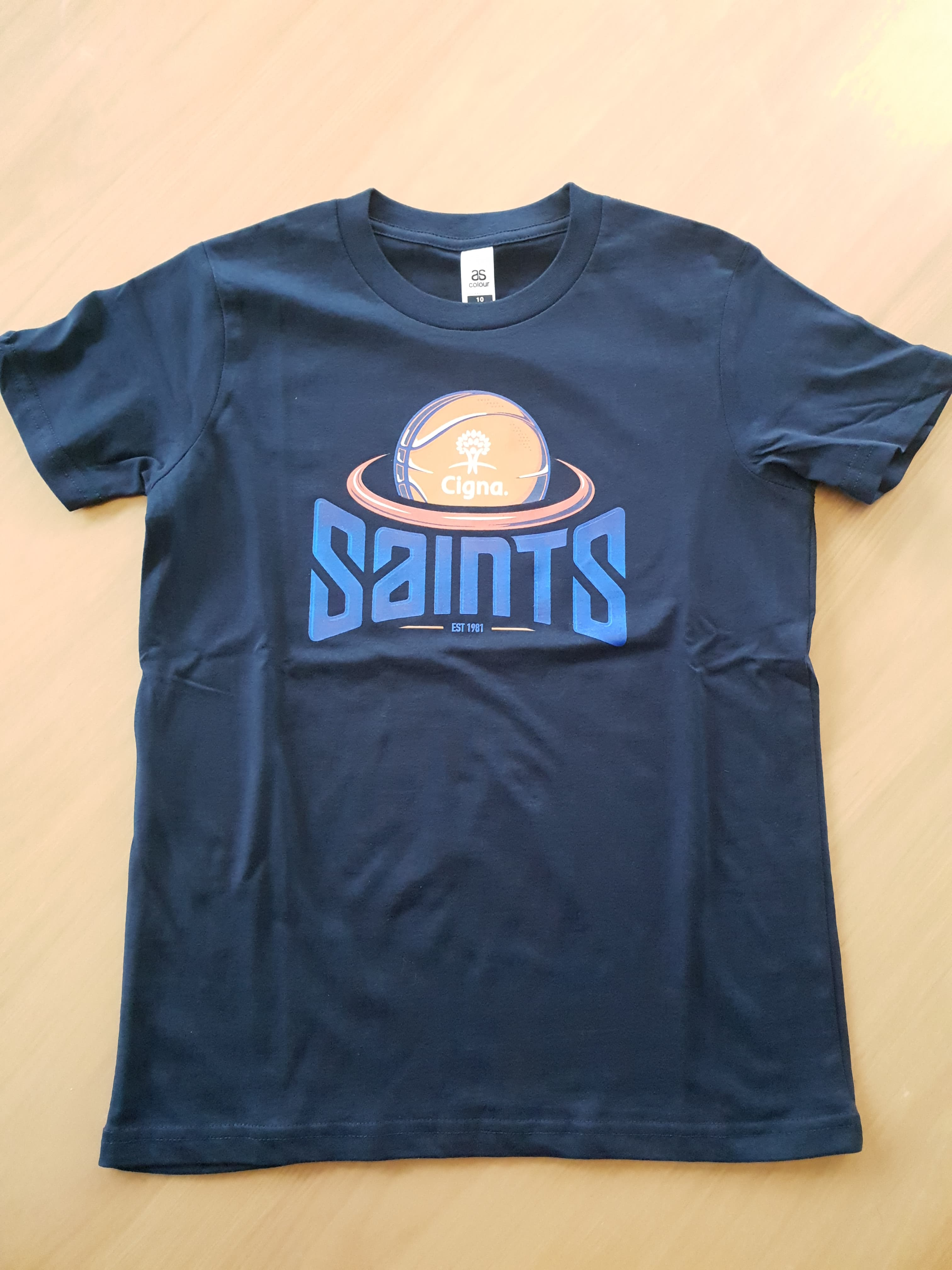 Cigna Saints Tee